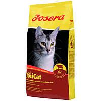Корм для котов (Йозера) Josera JosiCat Rind 10кг Вкусные гранулы с аппетитной говядиной для котов