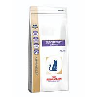 Royal Canin (Роял Канин) Sensitivity Control Feline корм для кошек при пищевой аллергии, 400 г