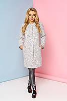 Красивое пальто женское демисезонное Р-2/3, фото 1