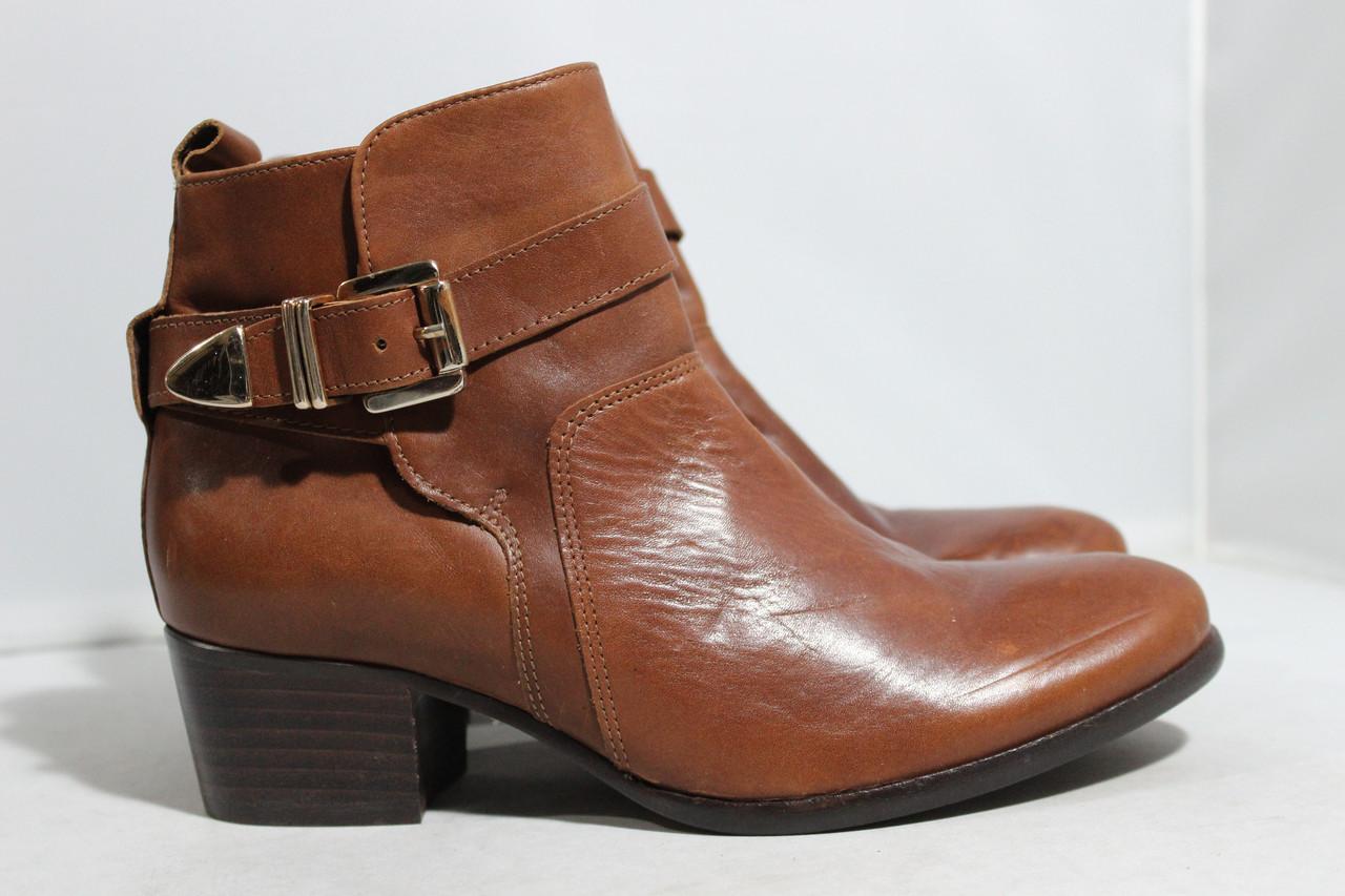 Женские кожаные ботинки San Marina 37р.