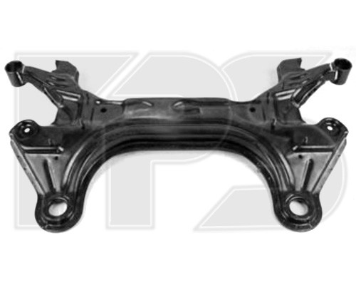 Балка двигателя Chevrolet Aveo T250 (06-12) седан, подрамник (FPS)