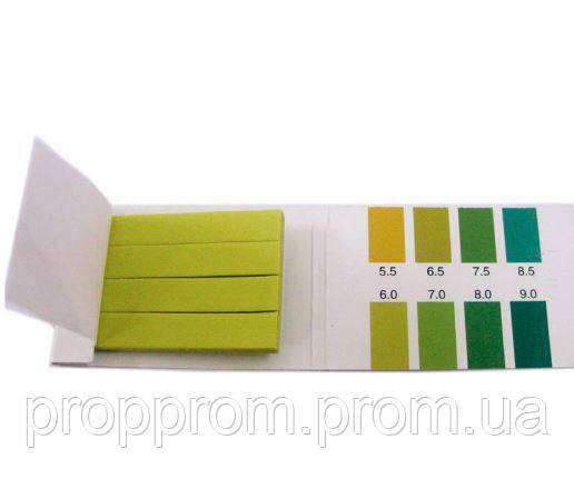 Лакмусовая бумага Ph 5.5-9.0