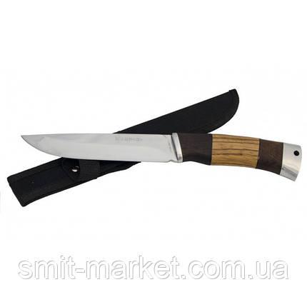 Туристический нож Boda FB 66, с фиксированным клинком, фото 2