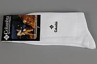Носки спортивные унисекс многокомпонентные в стиле Columbia 27-29 White, фото 1
