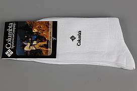 Носки спортивные унисекс многокомпонентные в стиле Columbia 27-29 White
