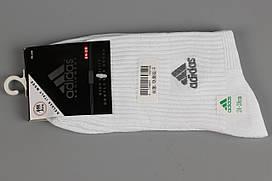 Носки спортивные унисекс многокомпонентные в стиле Adidas 24-28 White