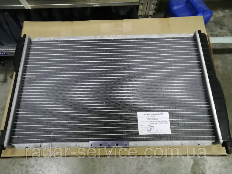 Радиатор охлаждения под кондиционер, Ланос Сенс 1.5, 96182-2610000