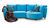 Мягкий диван Николь Софино 2800x1350x900 мм, фото 1