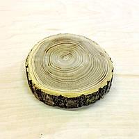 Срез (спил) шлифованный 16-18см