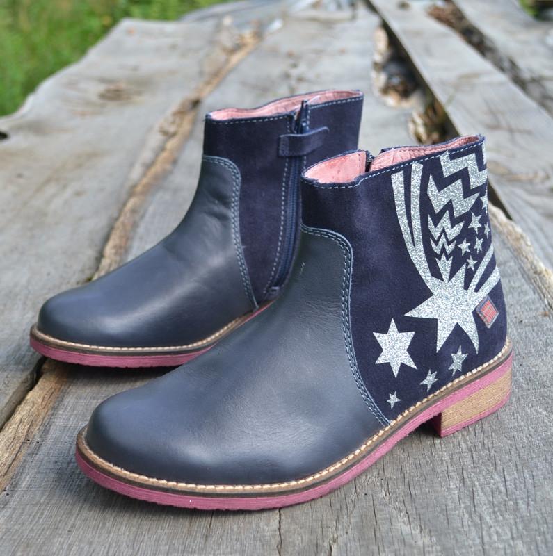 438180a166e0 Кожаные ботинки Agatha ruiz dela prada , р 37. Ортопедическая брендовая  обувь. Ботинки подростковые