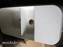 Кухонная мойка MARMORIN Opal 440513006 white (100 x 50)