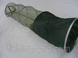 Садок для рыбы прорезиненый спортивный 2,5 метра