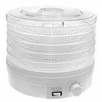 Электрическая сушилка для овощей и фруктов Mirta DH-3846