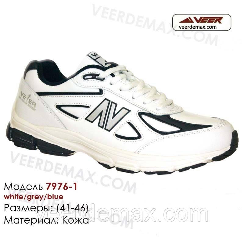 7aa69411 Мужские кожаные кроссовки Veer Demax размеры 41 - 46: продажа, цена ...