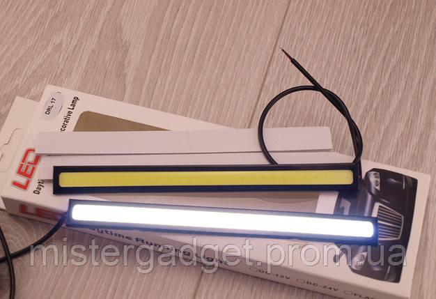 Дневные ходовые огни DRL-17 Белый дневной свет LED ДХО, фото 2