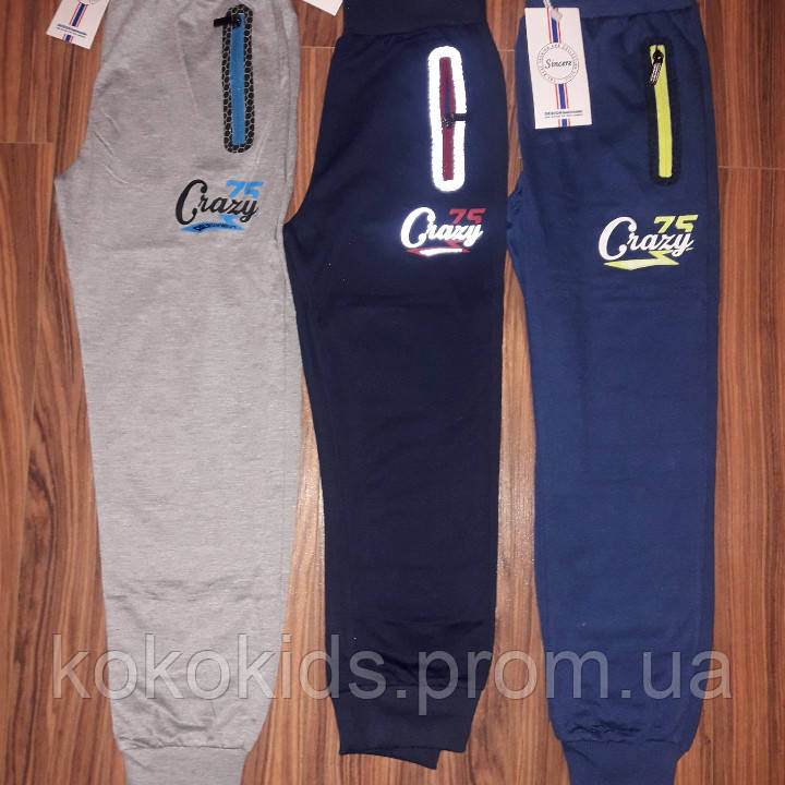 Дитячі спортивні штани для хлопчика Crazy a1a2631b548fb