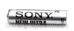 Батарейки 6 (AA) 1.5V SONY