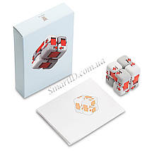 Конструктор игрушка-антистресс Xiaomi Bunny Fingertips Blocks ZJM01IQI (игрушка, кубик, конструктор), фото 2