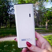 Power Bank Meizu 3 USB + LED 30000 Mah (белый, черный), фото 1
