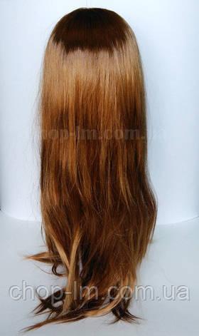 Парик светло-коричневый длинный (75 см), фото 2