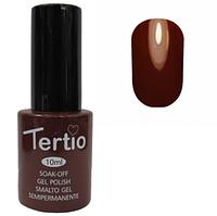 Гель-лак Tertio 048 (шоколад) 10мл
