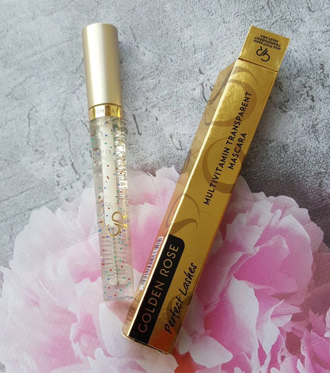 Тушь Golden Rose Perfect Lashes Multivitamin Transparent Mascara