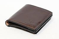 Кожаный кошелек с магнитной клипсой Grande Pelle (12852), фото 1