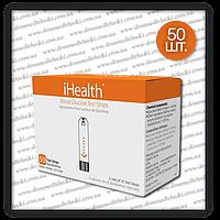 Тест-полоски iHealth (АйХелс), 50 шт.