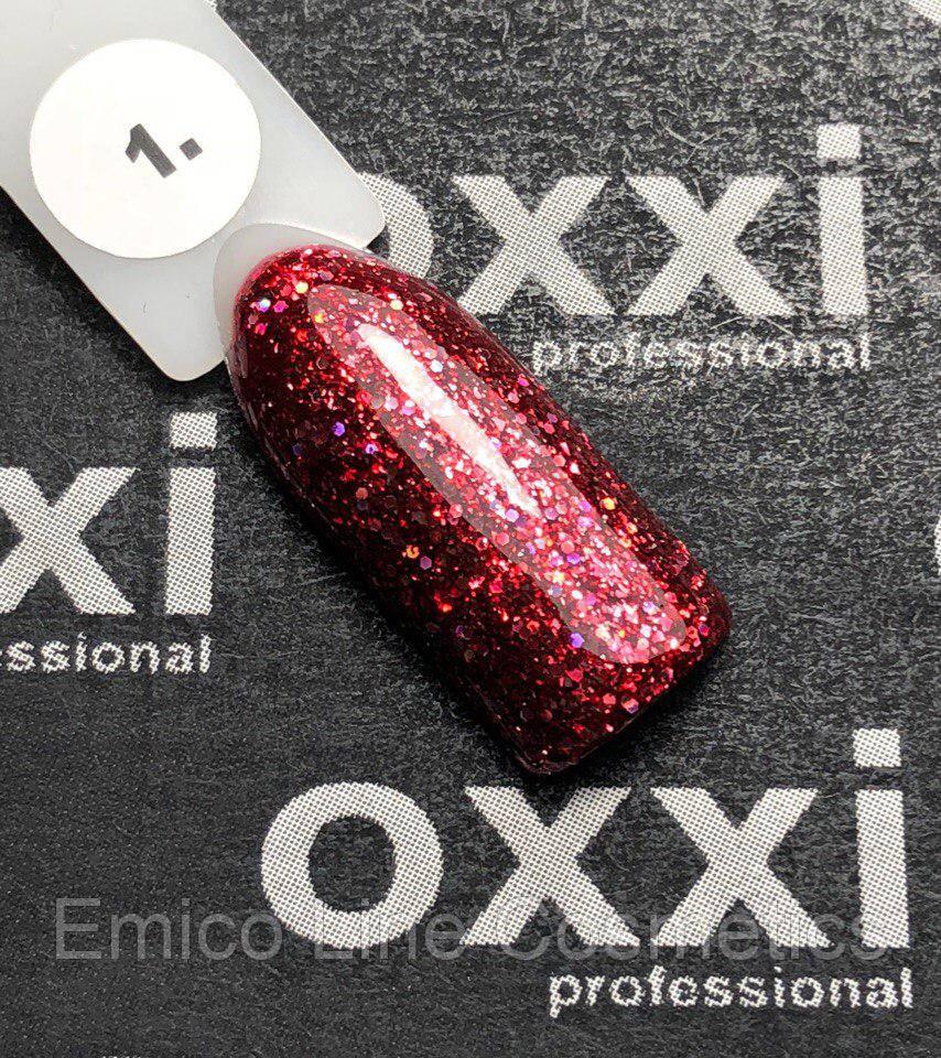 Гель-лак Oxxi Professional Star Gel № 001