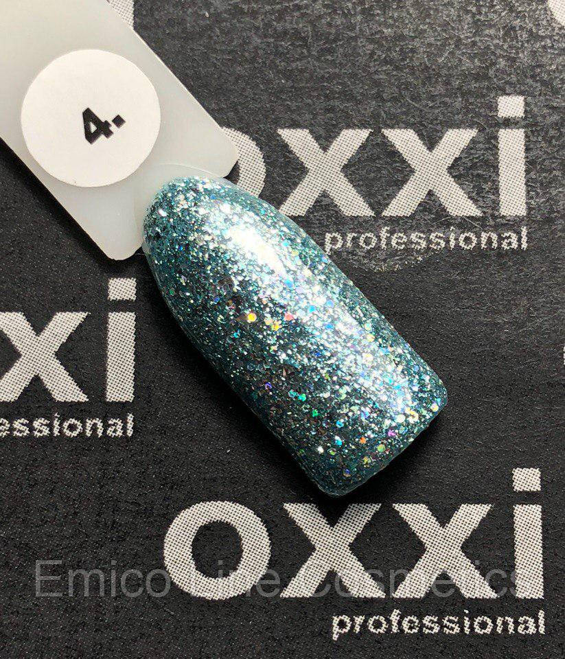 Гель-лак Oxxi Professional Star Gel № 004
