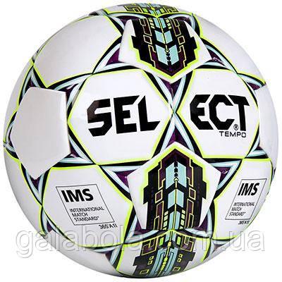 Мяч футбольный SELECT TEMPO TB (размер 5)
