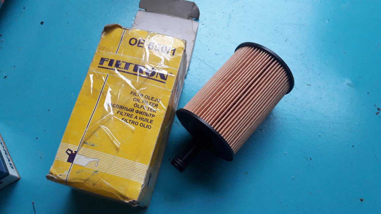Масляный фильтр FILTRON OE 650/1 audi ford mitsubishi skoda dodge seat vw