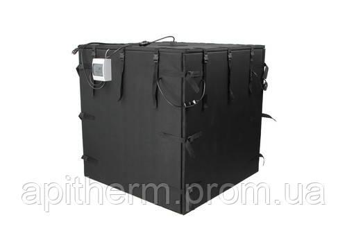Декристаллизатор для безопасного разогрева ( роспуск ) мёда 1,25 м х 1,25 м. Разогрев до+40°С. Apitherm ™
