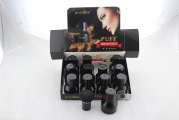 Косметический Спонж  Makeup tools B602 с ручкой и футляром (ПРОДАЕТСЯ ПО 12 ШТУК!!!)