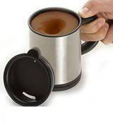Саморазмешивающая чашка, кружка мешалка (Self-Stirring Mug), фото 1