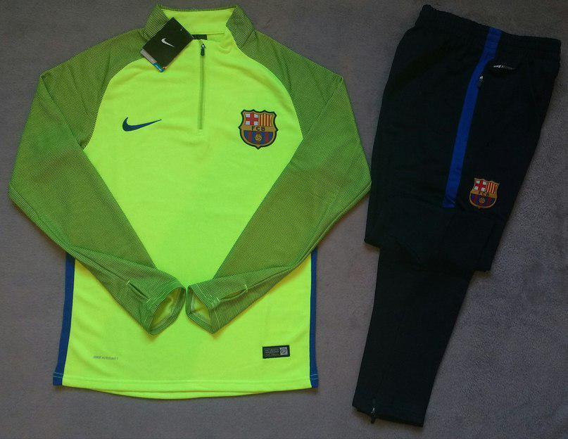 """Спортивный тренировочный  костюм """"Барселона"""", размеры L, XL"""