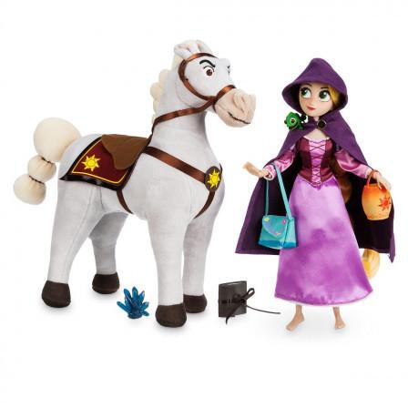 Кукла Принцессы Disney Рапунцель и звуковой конь Максимус дорога к мечте