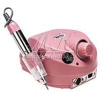 Фрезер для маникюра 45W  Nail Drill ZS-601, розовый