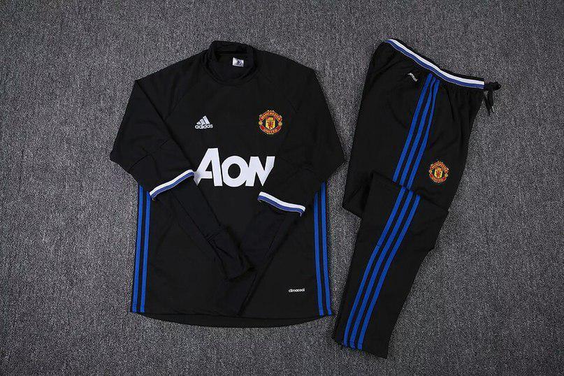 """Спортивный тренировочный  костюм """"Манчестер юнайтед"""", размеры L.2XL"""
