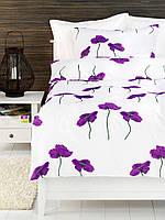 Комплект постельного белья 2 единици ( Пододеяльник: 140х200 см + наволочка) полуторное