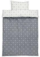 Комплект постельного белья хлопок высокого качества (Пододеяльник + наволочка + простыня )