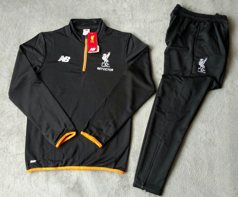 """Спортивный тренировочный  костюм """"Ливерпуль """", размер S"""