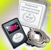 Высокоточный терморегулятор для инкубаторов ТР-07