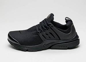 Мужские кроссовки Nike Air Presto Black, фото 3