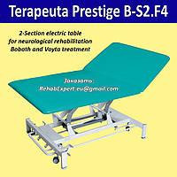 2 Секционный стол для неврологической реабилитации BobathиVoyta - Terapeuta Prestige B-S2.F4