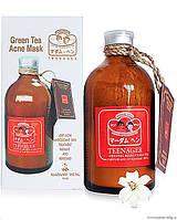 Маска для проблемной кожи с экстрактом зеленого чая, 50 г
