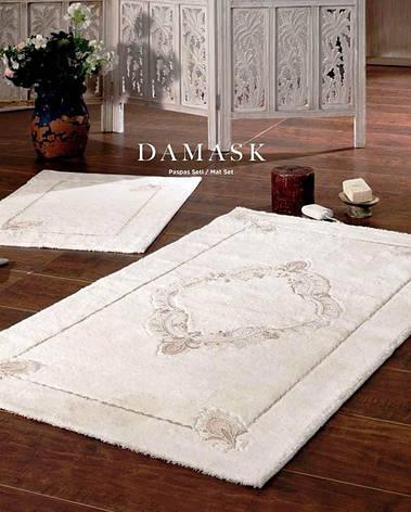 Набор ковриков Zebra Casa Damask 2018 70*120, фото 2