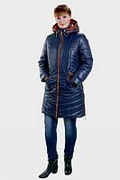 Пальто женское зимнее Пальто Ламс больших размеров батал