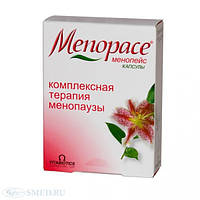 Менопейс капсулы № 30. Комплексная терапия менопаузы