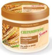 Мыло сверхмягкое «5 злаков» с отрубями и маслом зародышей пшеницы Формула: 41